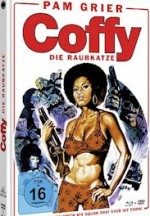 Jaquette Coffy - Die Raubkatze (Blu-Ray+DVD)