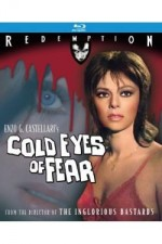 Jaquette Cold Eyes Of Fear EPUISE/OUT OF PRINT