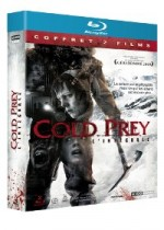 Jaquette Cold Prey - L'int�grale horrifique