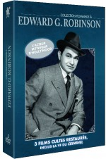 Jaquette Collection Hommage � Edward G. Robinson