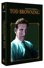 Jaquette Collection Hommage � Tod Browning