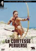Jaquette Collection Jess Franco : La comtesse perverse