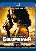 Jaquette Colombiana (Blu-ray + DVD)
