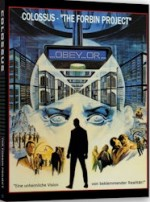 Jaquette Colossus: The Forbin Project  (Limited Collector's Edition)