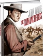 Jaquette COMANCHEROS