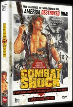 Jaquette Combat Shock (3-Disc Ultimate Edition)