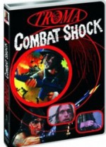 Jaquette Combat Shock EPUISE/OUT OF PRINT