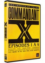 Jaquette Commandant X : Episodes 1 � 4