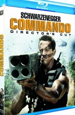 Jaquette Commando - Director's Cut