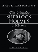 Jaquette Complete Sherlock Holmes Collection