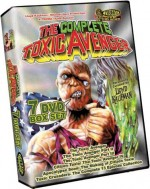 Jaquette Complete Toxic Avenger (Limited Edition)
