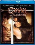 Jaquette Conan the Barbarian