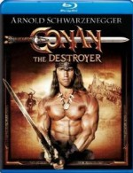Jaquette Conan the Destroyer