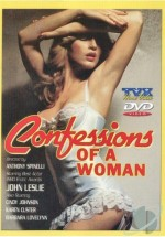 Jaquette Confessions Of A Woman EPUISE/OUT OF PRINT