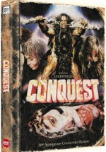 Jaquette Conquest (3-Disc uncut Limited Edition) EPUISE/OUT OF PRINT