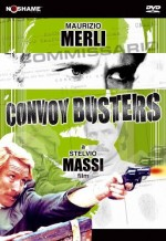 Jaquette Convoy Busters
