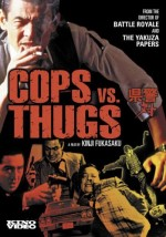 Jaquette Cops Vs Thugs
