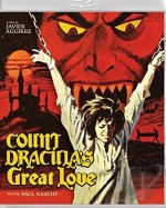 Jaquette Count Dracula's Great Love
