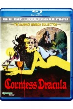 Jaquette Countess Dracula (Blu-ray + DVD Combo)