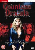 Jaquette Countess Dracula Special Edition
