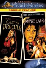 Jaquette Countess Dracula / The Vampire Lovers