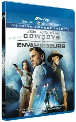 Jaquette Cowboys & envahisseurs (Blu-ray + DVD + Copie digitale)