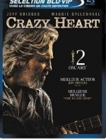 Jaquette Crazy Heart (édition Blu-ray + DVD)