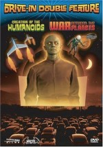Jaquette Creation of the Humanoids/War Between the Planets