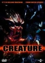 Jaquette Creature - It's a Killing Machine� From Outer Space!