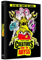 Jaquette Creatures from the Abyss (Blu-Ray + DVD)