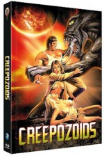 Jaquette Creepozoids (Blu-Ray+DVD) - Cover A