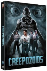 Jaquette Creepozoids (Blu-Ray+DVD) - Cover C