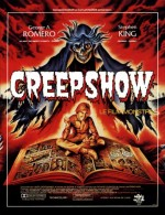 Jaquette Creepshow EPUISE/OUT OF PRINT