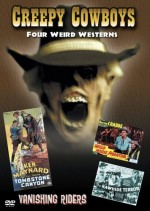 Jaquette Creepy Cowboys: Four Weird Westerns
