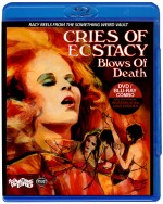 Jaquette Cries of Ecstasy (DVD / Blu-Ray Combo)
