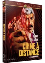 Jaquette Crime à distance (Bluray)