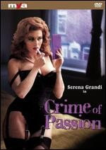 Jaquette Crime of Passion