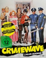 Jaquette Crimewave - Die Killer-Akademie - Cover B (Blu-Ray+DVD)