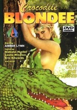 Jaquette Crocodile Blondee