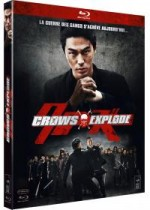 Jaquette Crows Explode