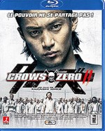 Jaquette Crows Zero 2