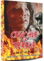 Jaquette Crucible of Terror
