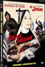 Jaquette Cruel Passion (Mediabook DVD + Bluray Cover A)