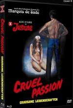Jaquette Cruel Passion (Mediabook DVD + Bluray Cover B)