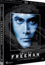 Jaquette Crying Freeman (Blu-ray + DVD)