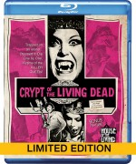 Jaquette Crypt of the Living Dead (DVD/Blu-Ray All Region Combo Limited Edition)