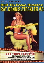 Jaquette Cult Director Series: Ray Dennis Steckler #3