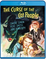 Jaquette Curse of the Cat People