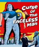 Jaquette Curse of the Faceless Man