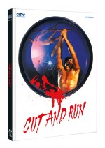 Jaquette Cut and Run (Blu-ray + DVD) - Cover B